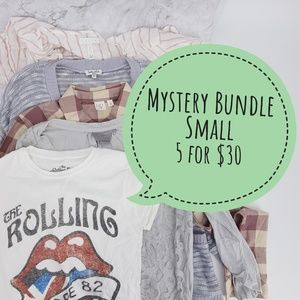 Mystery Bundle Size Small 5 for $30. (N)